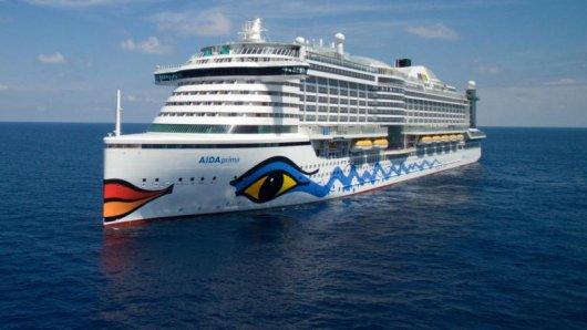 Mit Spannung erwartet: Ende April geht die Aida Prima an den Start - rund ein Jahr später als geplant.