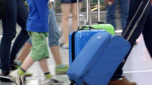 Am Flughafen erhalten deutsche Touristen gegen die Gebühr ihr Visum.