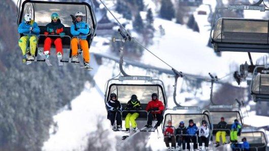 Skifahrer dürfen sich freuen: Der Schwarzwald und das Erzgebirge erkennen gegenseitig Dauerkarten an.