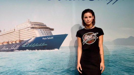 Lena Meyer-Landrut taufte im Juli die neue Mein Schiff 5.
