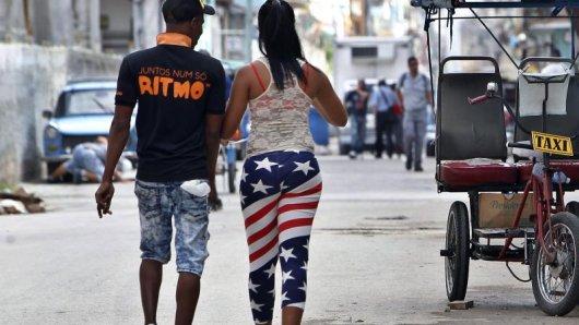 Wer aus den USA nach Kuba reisen will, muss den Weg über ein Drittland wählen.