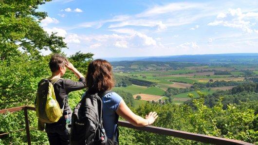 Der Deutsche Wanderverband hat zehn Routen erstmals als Qualitätswege Wanderbares Deutschland ausgezeichnet.