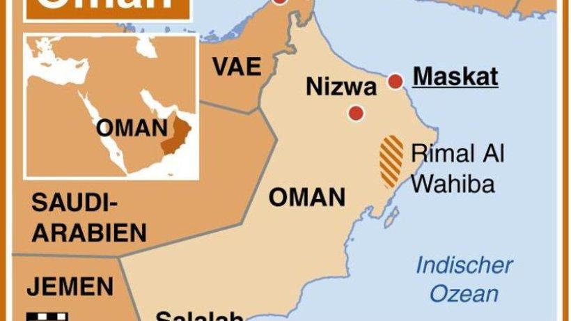 Brief Nach Oman : Auf der suche nach dem alten oman reise derwesten