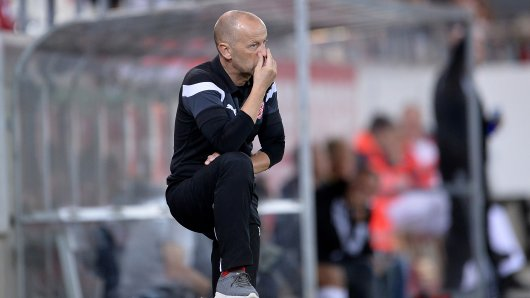 Jürgen Lucas ist Sportlicher Leiter von Rot-Weiss Essen.