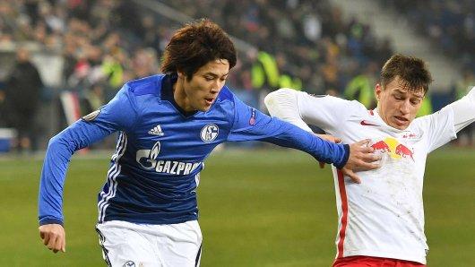 Atuto Uchida feierte sein Comeback nach fast zweijähriger Leidenszeit.