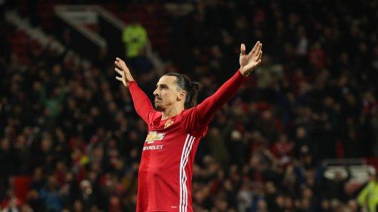 Gibt sich Zlatan bald auf Schalke die Ehre?