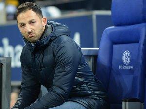 Domenico Tedesco ist seit Saisonbeginn beim FC Schalke.