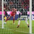 Thomas Müller traf zum 2:1 für die Bayern.