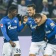 Schalke feierte einen Sieg gegen Hertha.