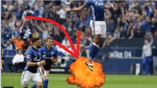 FC Schalke 04 Naldo Tweet
