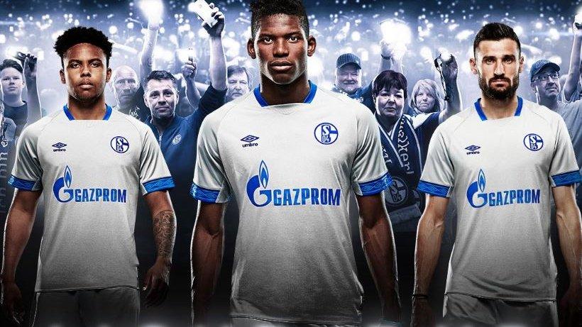 Schalke Auswärtstrikot