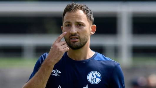 Domenico Tedesco will in der kommenden Saison mit dem FC Schalke 04 wieder oben angreifen.