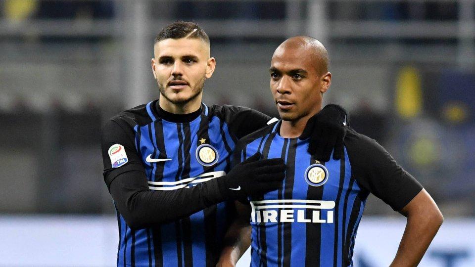 Joao Mario (r.) hat bei Inter Mailand keine Zukunft.