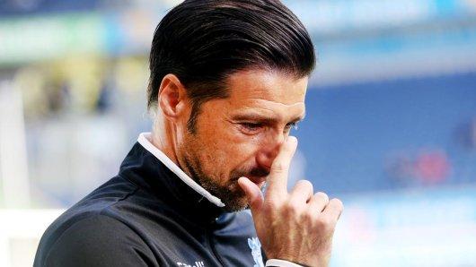 Die Tage von Ilja Gruev als Trainer des MSV Duisburg scheinen gezählt.