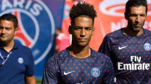 Thilo Kehrer wechselte im Sommer vom FC Schalke 04 zu Paris Saint-Germain.