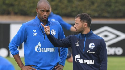 Beim FC Schalke 04 löste die Vertragsverlängerung von Naldo große Freude aus.