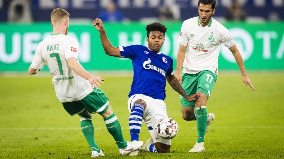 """Weston McKennie schätzt die laufende Saison beim FC Schalke 04 als """"realer ein."""