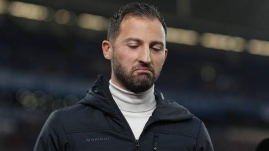 Schalke-Trainer Domenico Tedesco.