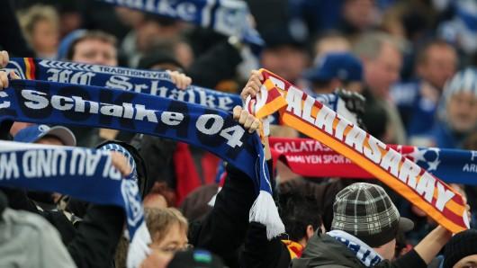 Vor dem Rückspiel FC Schalke 04 - Galatasaray Istanbul schreibt die Polizei einen Fanbrief