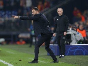 Schalke-Trainer Domenico Tedesco und sein Team treffen am Sonntag auf Zenit St. Petersburg.