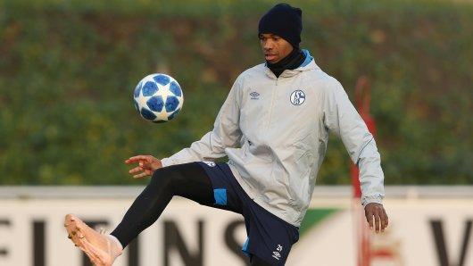 Schalkes Verteidiger Naldo konnte in letzter Zeit nur wenig Spielpraxis sammeln.