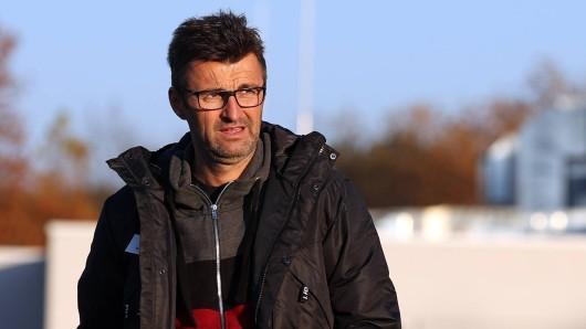 Michael Köllner, Trainer des 1. FC Nürnberg.