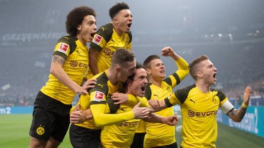 Schalke - Dortmund im Live-Ticker: Hier gibt's alle Infos.