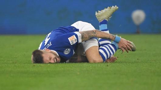 Guido Burgstaller wird dem FC Schalke länger fehlen.