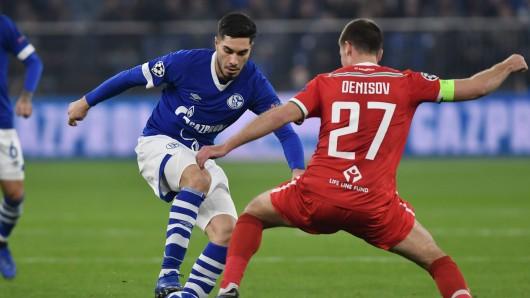 Schalke gegen Lokomotive Moskau im Live-Ticker: Hier gibt's alle Infos!