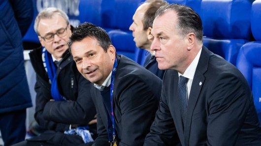 Auf Schalke kündigen sich einige Winter-Transfers an.