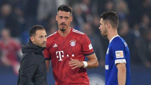 Sandro Wagner ist im Visier des FC Schalke 04.