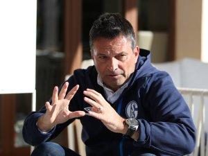 Beim FC Schalke gab's für Manager Christian Heidel zuletzt viel Gegenwind.