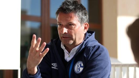 Beim FC Schalke 04 will Christian Heidel im Januar noch den einen oder anderen Spieler verpflichten.