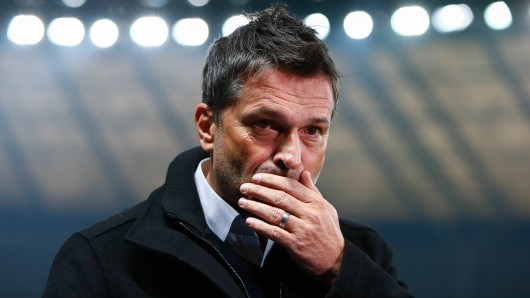 Christian Heidel, Manager des FC Schalke, würde gerne mit den TV-Einnahmen englischer Erstligisten planen können.