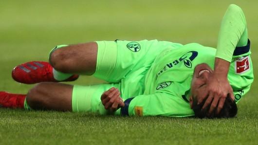 Das Spiel des FC Schalke bei Hertha BSC wurde für Alessandro Schöpf früh zum Albtraum.