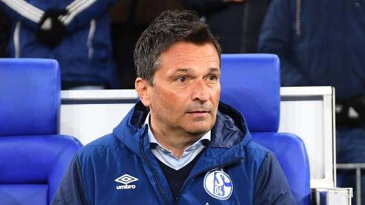 Auf Schalke sucht Christian Heidel offenbar nach einem neuen Kollegen.