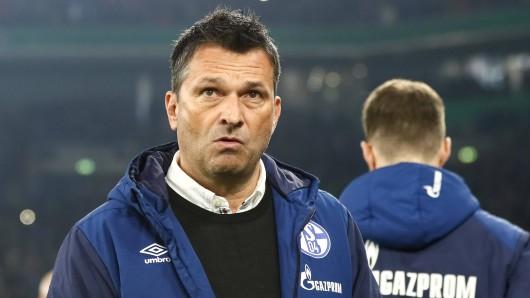 Auch ein Fachmann wie Christian Heidel vom FC Schalke 04 kann mit seinen Tipps mal danebenliegen.