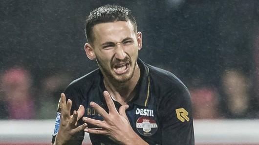 Wie bei Schalke macht Donis Avdijaj auch bei Willem II Tilburg mächtig Ärger.