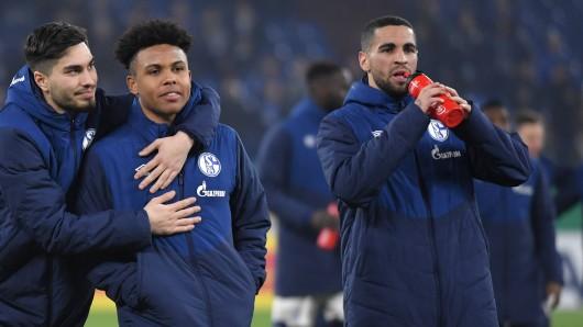 Beim FC Schalke 04 geriet Omar Mascarell zuletzt durch seine sportlichen Leistungen in den Fokus.