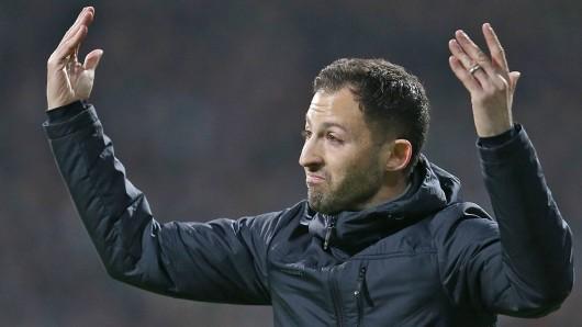 Domenico Tedesco kassierte mit dem FC Schalke bei Werder Bremen die nächste Pleite.