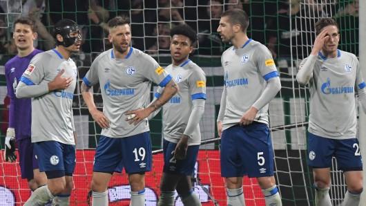 Der FC Schalke 04 kassierte am Freitagabend in Bremen die nächste Niederlage.
