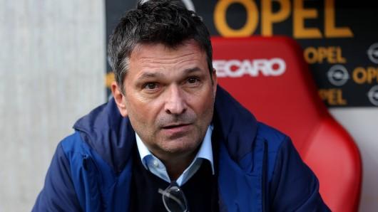 Christian Heidel trat zuletzt als Manager beim FC Schalke 04.
