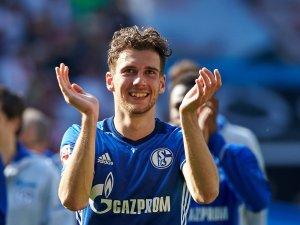 Ex-Schalker Leon Goretzka sorgte bei einem Interview für Lacher. (Archivbild)