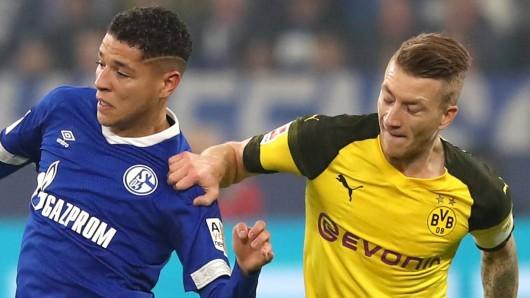 Am Samstag steigt wieder das große Derby zwischen Borussia Dortmund und Schalke 04.