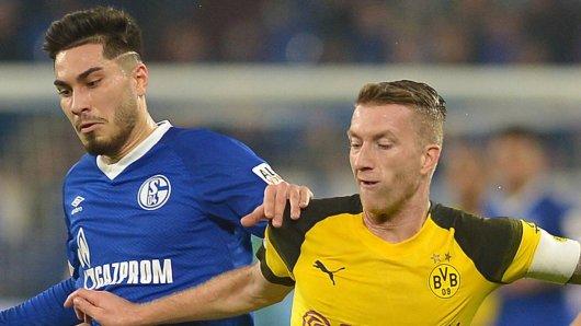 Borussia Dortmund gegen Schalke 04 - am Samstag steigt mal wieder das Revierderby.