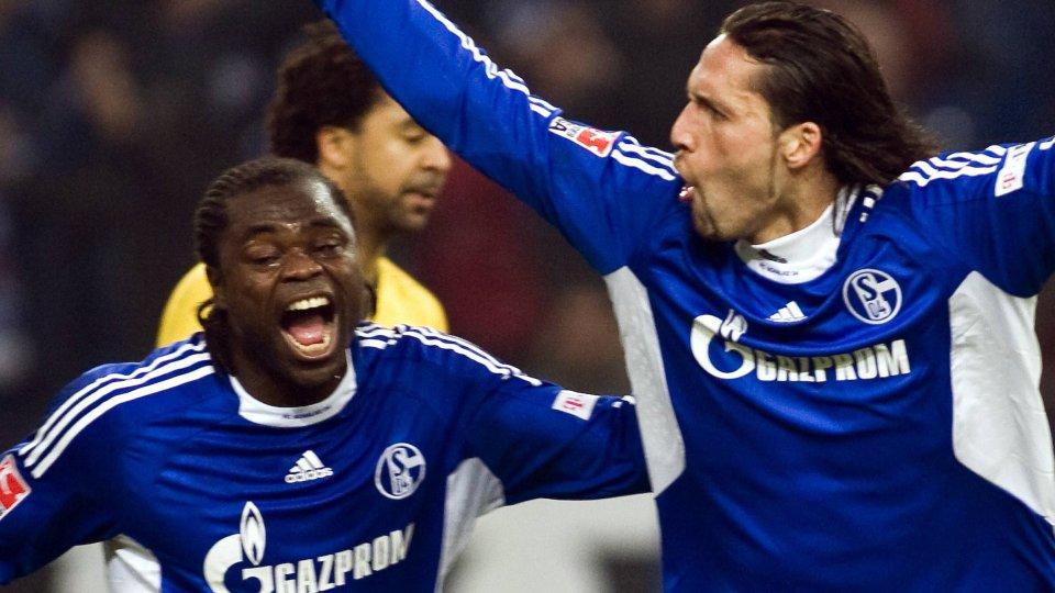 Ex-Schalke-Stürmer Kevin Kuranyi wünscht sich am Samstag einen königsblauen Derbysieg.