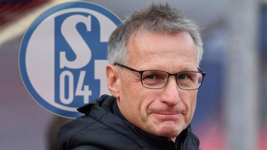 Michael Reschke arbeitet ab dem 1. Juni für den FC Schalke 04.
