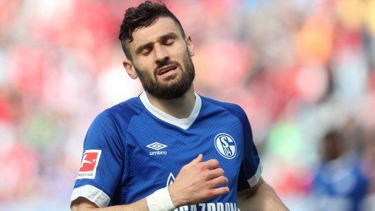 Der FC Schalke 04 ist Letzter der Fairplay-Wertung. Allein Daniel Caligiuri (Foto) kassierte neun Gelbe Karten.