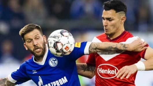 Guido Burgstaller und Kaan Ayhan: Sind sie bald Teamkollegen beim FC Schalke 04?