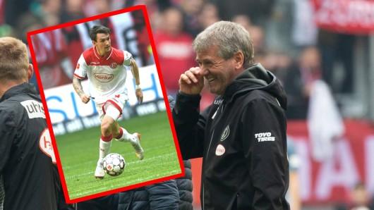 Der FC Schalke 04 will Benito Raman (l.), doch das Angebot passt Funkel nicht.